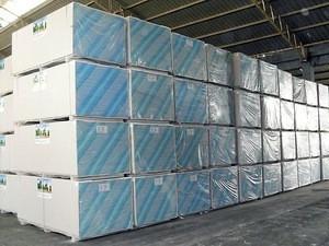 China suspended waterproof gypsum board , plasterboard , drywall ceiling