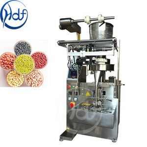Electric pouch snack packing peanut beans seeds packaging machine