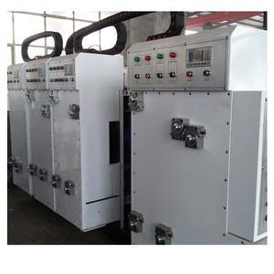 Factory OEM machine flexographic printer slotter