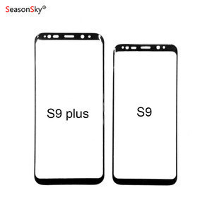 For Samsung Galaxy S9 Full Coverage 3D Tempered Glass Screen Protector