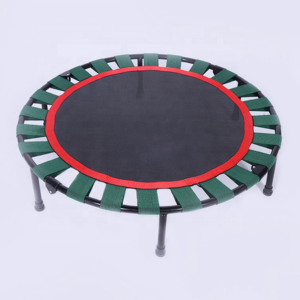 High Quality Mini Indoor Trampoline With Adjustable Handle