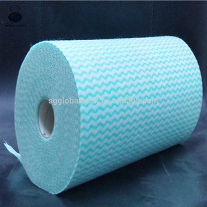 High Quality Wet Wipes Spunlace Nonwoven Fabric