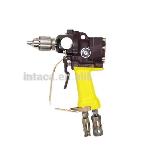 Hydraulic Impact Drills