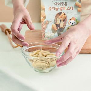 Korean Baby Pasta Organic Pasta Rice Grain Pasta