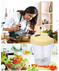 Measuring Container Salad Food Tool 3 In 1 Vegetable Chopper
