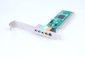 NEW CMI8738 Cmedia 6 Channel 5.1 Surround Sound PCI Sound Card