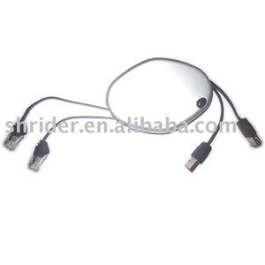 Retractable USB cable Kit