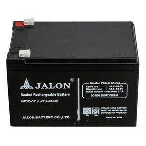 Sealed Lead Acid batteries Storage battery for solar energy 12V 12ah