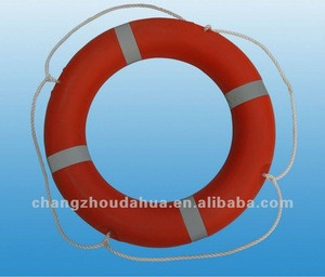 SOLAS approved 2.5KG marine life Buoy Rescue Ring