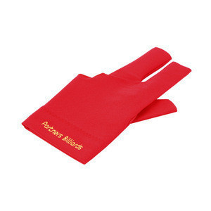 Spandex Snooker Billiard Cue Glove Pool Left Hand Open Three Finger Accessory