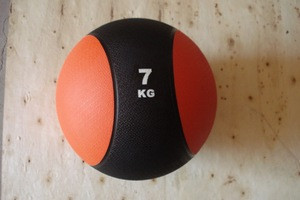 Two colors Medicine Ball Fitness Accessories