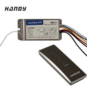 Zigbee Light Switch Module 3 Channels Digital Remote Control Switch 1000W