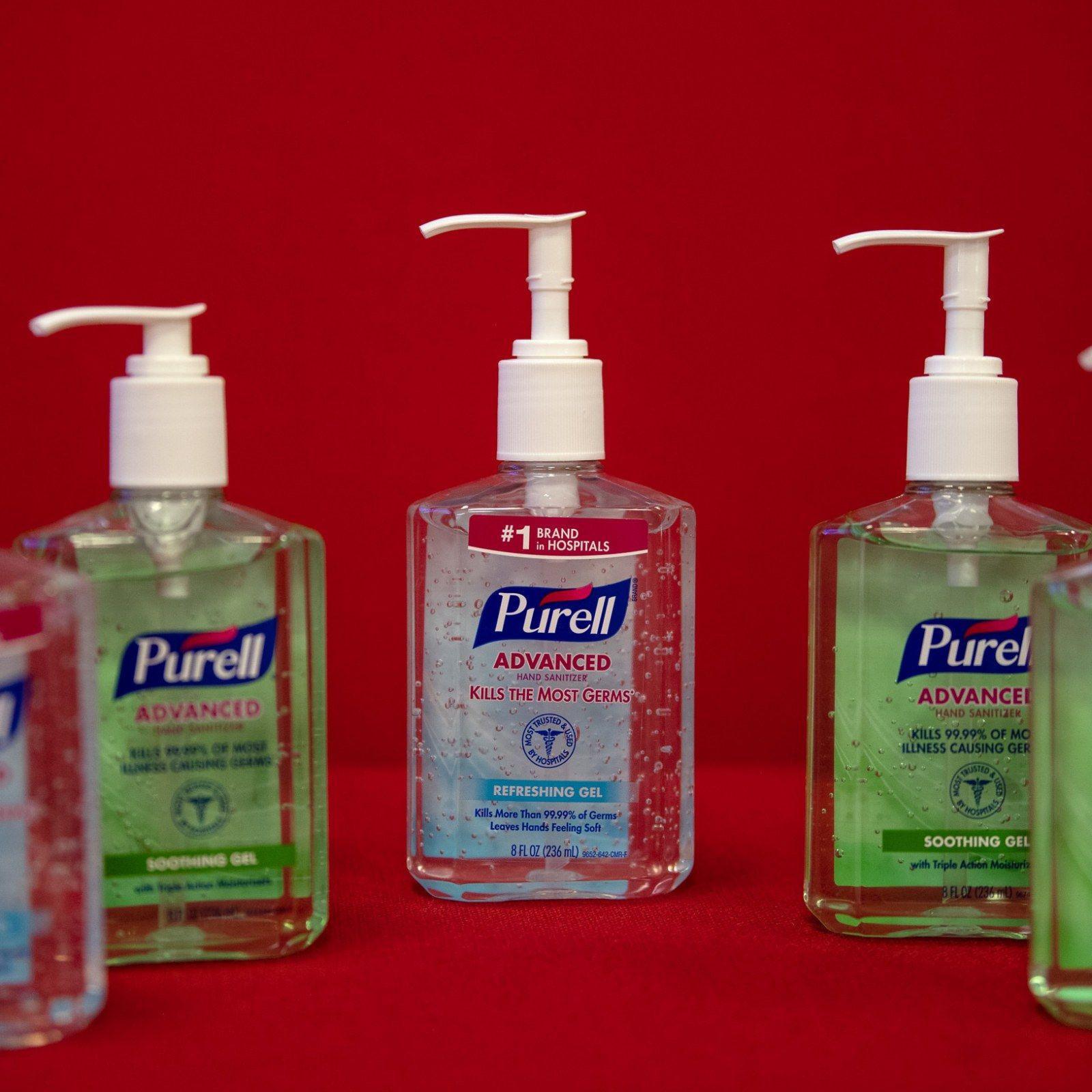 Waterless Medical Hand Sanitizer