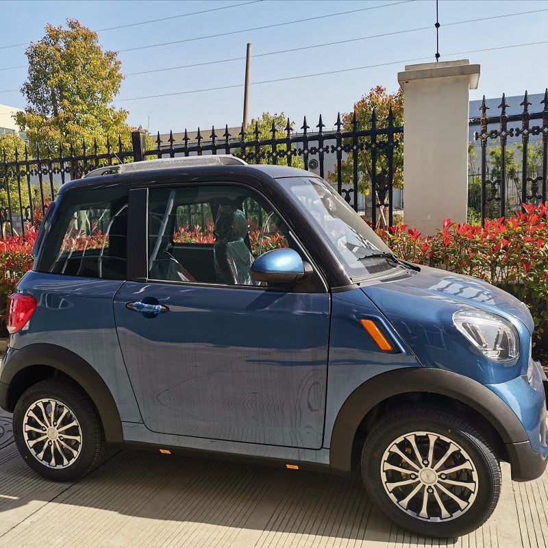 Classic CE approval 2 seater smart 220v electric carHot Sale Chinese Cheap Mini Electric Car for Family