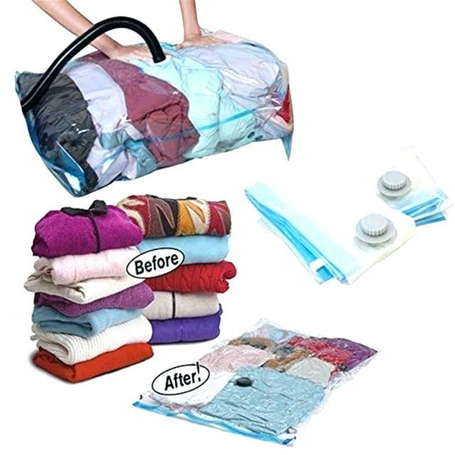 SAVE SPACE Up To 80% Bag Storage 30 x 40 inch