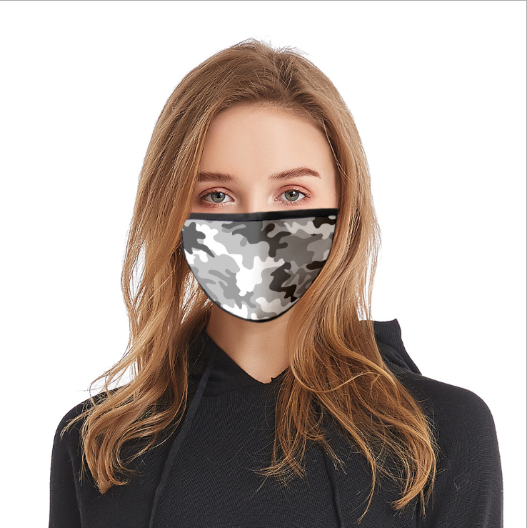 Anti -dust Reusable Cotton Face mask /Washable Cotton face mask