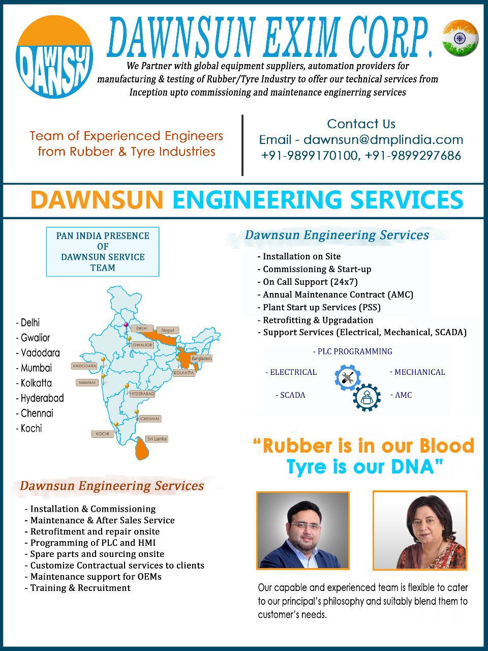 Dawnsun Engineering Services