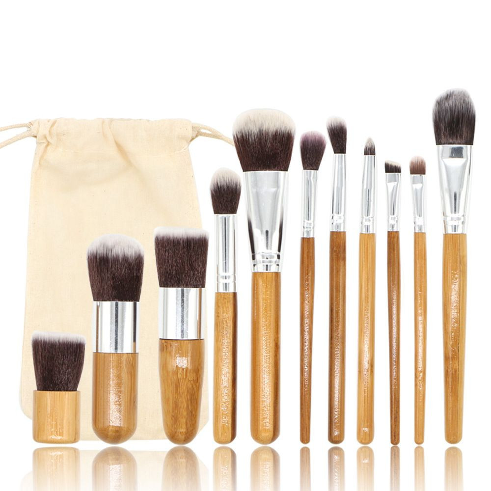 11makeup brush set