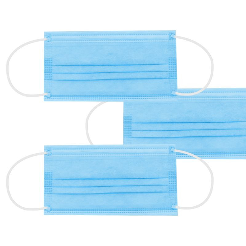 3 ply medical sterile adult facemask disposable surgical mask