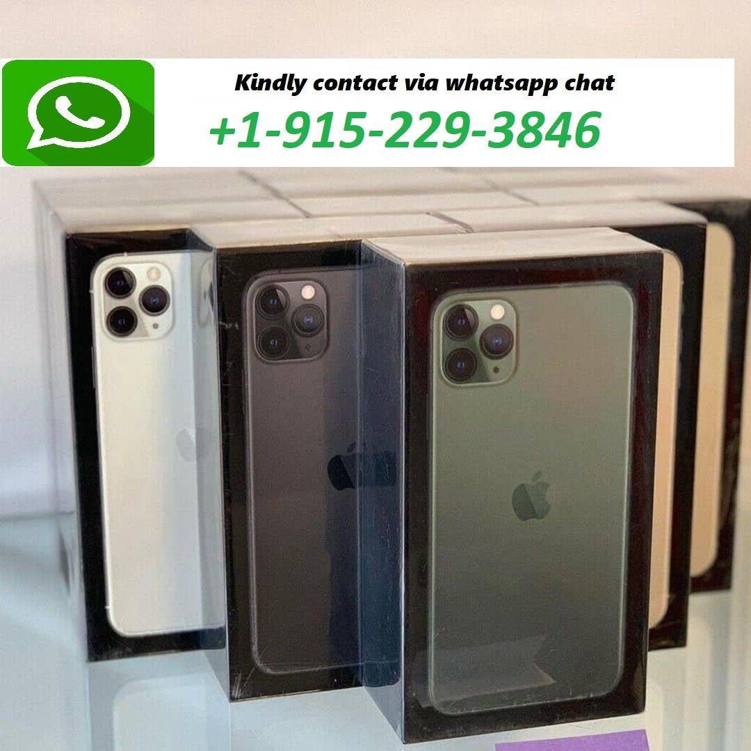 Apple iPhone 11 Pro Max 512/256/64Gb Factory Unlocked Sealed