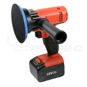 18V Rechargeable Cordless Power Polisher For Car Automotive Cleaning