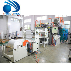 2020 medical textile meltblown fabric making machine production line
