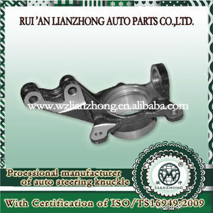 (51210-S9A-982 51215-S9A-982) Auto Front Steering Knuckle for Honda CRV 2003