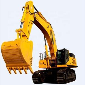 70 ton Large Hydraulic Crawler Excavator SC760 Mine Used Equipment