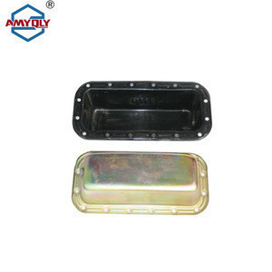 Agricultural machine single cylinder diesel engine parts S1125 oil sump