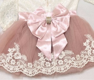 Baby Dress with Shoes And Hair Band