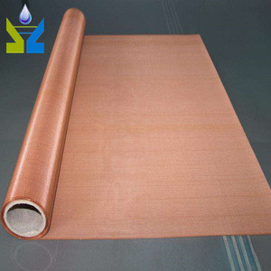 Best selling Phosphor Bronze Wire Mesh,complete copper wire cloth in specifications