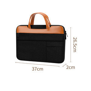 BUBM brand High Quality Nylon Laptop Accessories Bag With Handle