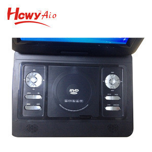 Cheap Price Portable DVD Player Home Use With Game Function