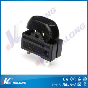 CQC TUV hair dryer switch 10a 250vac t100/55 on-off-on rocker switch