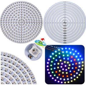 Decorative Halos Angel SK6813 SK6812 Eye RGB Rigid Strip Halos pixel ring