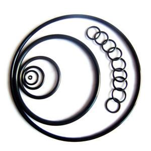 Dongguan NBR nitrile rubber waterproof oil resistant O rings sealing rings customised