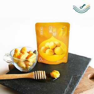 EcoMom Mountain Village Baby Food_Sangol Honey chestnut(Korean Baby Organic Snacks)