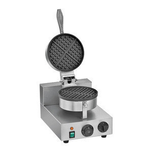 Electric waffle maker baker snack machine UWB-1