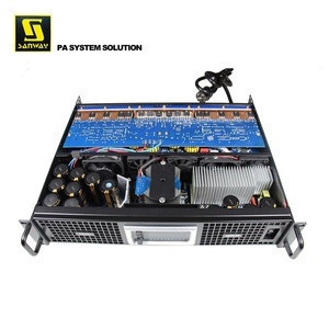 FB-9K Class-TD 2U Professional 2 CH  Power Amplifier