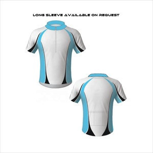Full printing club cycling jersey for bike riding