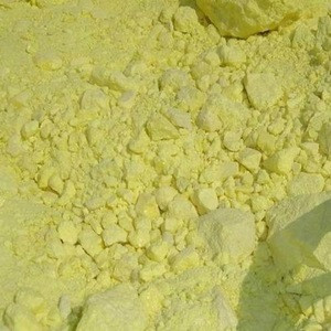 Granular Sulphur 99 Sulphur Lumps Sulphur Powder Bright yellow powder/granule/flake