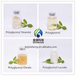 High-hydrophilic  Polyglyceryl-4 Oleate water-in-oil emulsions