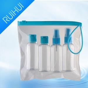 High Quality Skin Care Cream Wholesale Hotel Travel Bottle Kit