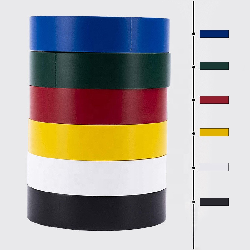 High Voltage Vinyl Electrical Tape, pvc electric insulation tape 600V