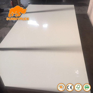 Indoor used melamine faced MDF Board