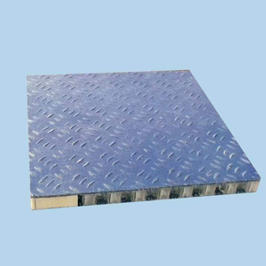 Insulated Aluminum Foam Core Sandwich For Roofing