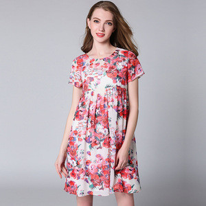 Korean fashion elegantwomens loose dresses wholesale clothing
