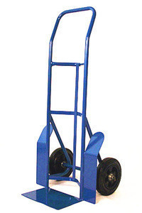 Large wheel hand cart/two wheel hand carts/luggage cart