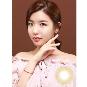 Lensdiva Soft Color Hybrid Lenses 1 Pair Fresh Kontaktlinsen Cosplay High Quality Premium Korea Fashion Item Beautiful Eyes