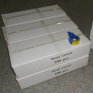 Manufacturer disposable plastic car seat cover/ pe car seat cover